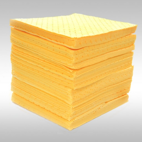 Heavy Duty Chemical Absorbent Pad (pile of 100)