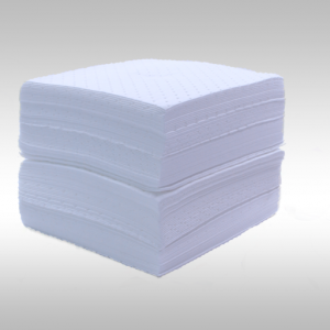 Heavy Duty Fuel & Oil Absorbent Pad (pile of 100)