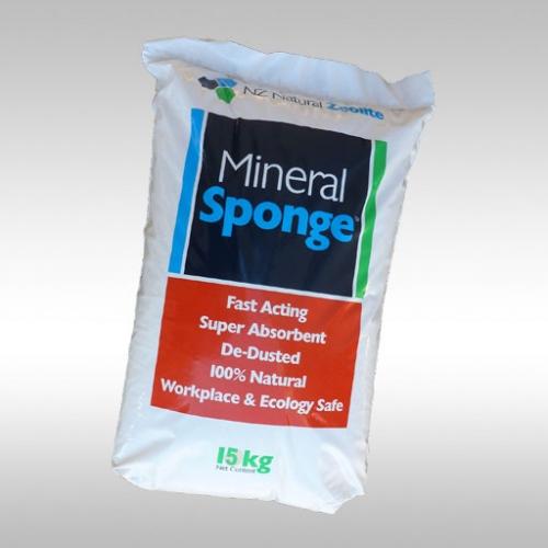 SpilMax Mineral Sponge Floor Sweep