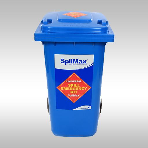 SpilMax 240L Universal Spill Kit