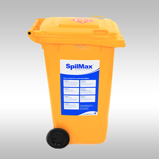SpilMax 240L fuel & oil spill kit side view