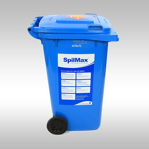 SpilMax 240L Universal Spill Kit side view