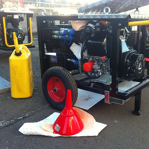 absorbent pads and wipes for equipment leak