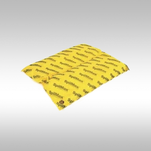 SpilMax chemical absorbent pillow